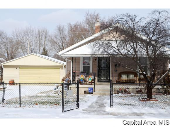 Photo of 1527  Melrose  Springfield  IL