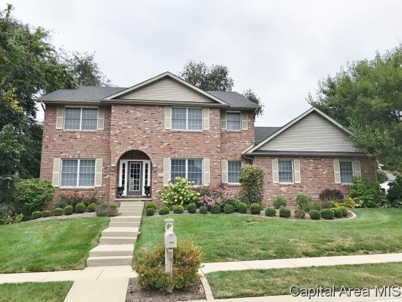 4101 Southwoods Rd, Springfield, IL 62711