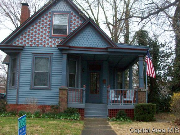 Photo of 1427 S COLLEGE ST  Springfield  IL