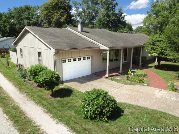 Ranch,1 Story, Residential,Single Family Residence - Auburn, IL (photo 1)