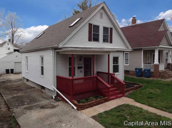 Bungalow,1.5 Story, Residential,Single Family Residence - Springfield, IL (photo 2)