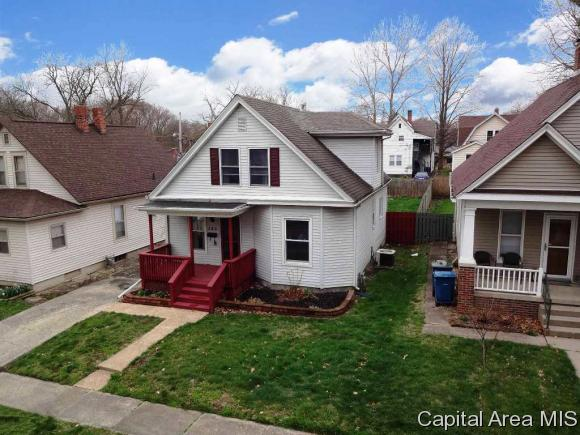 Bungalow,1.5 Story, Residential,Single Family Residence - Springfield, IL (photo 3)