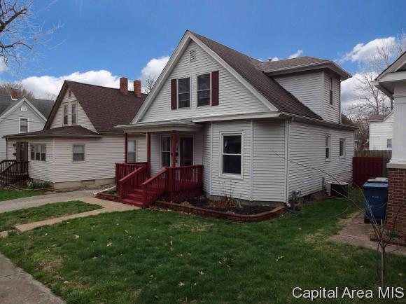 Bungalow,1.5 Story, Residential,Single Family Residence - Springfield, IL (photo 4)