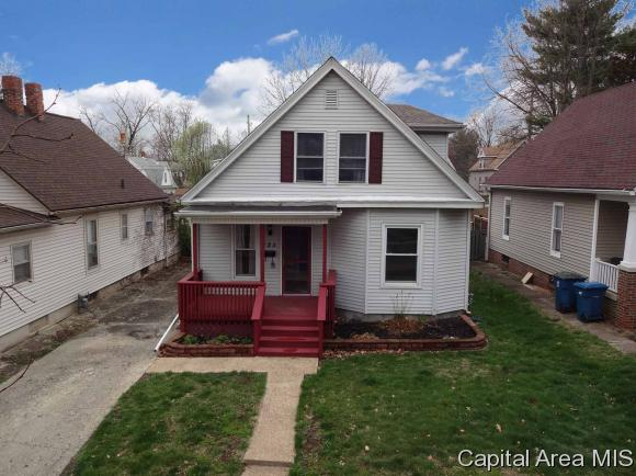Bungalow,1.5 Story, Residential,Single Family Residence - Springfield, IL (photo 5)