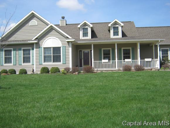 Photo of 16317 S MEADOW LN  Petersburg  IL