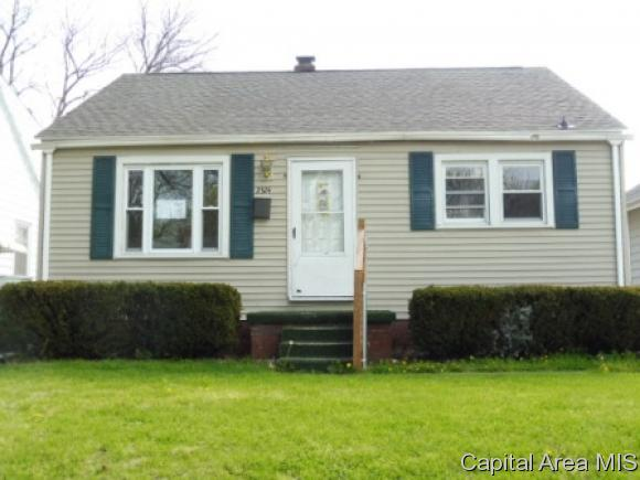 Photo of 2324 S 8th St  Springfield  IL