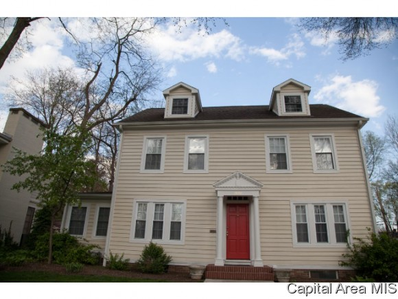 Colonial,3+ Stories, Residential,Single Family Residence - Springfield, IL (photo 2)