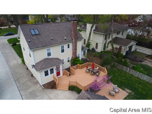 Colonial,3+ Stories, Residential,Single Family Residence - Springfield, IL (photo 3)