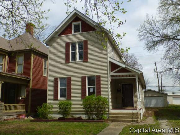Photo of 1504 S 8th St  Springfield  IL