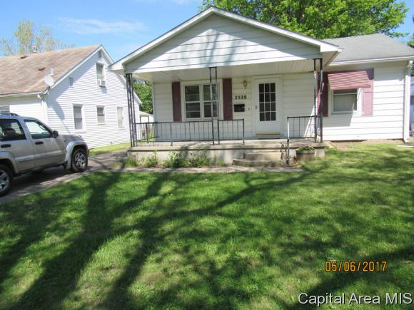 Photo of 2528 S PASFIELD ST  Springfield  IL