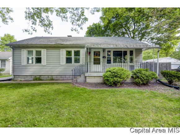 Photo of 1209 W ENGLAND ST  Taylorville  IL