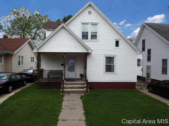 Photo of 2332 S 10TH ST  Springfield  IL