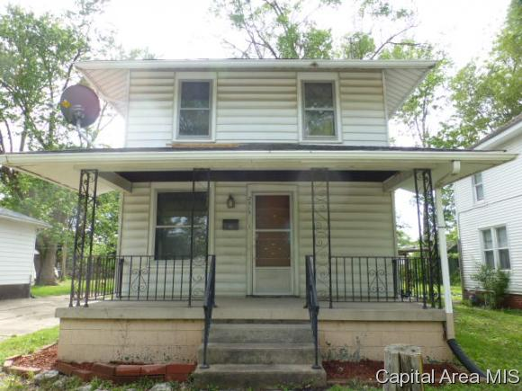 Photo of 2515 S 10th St  Springfield  IL