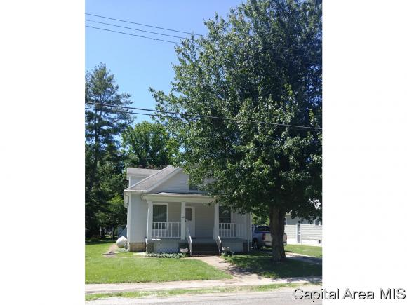 Photo of 607 W 2nd South Street  Carlinville  IL