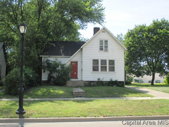 Photo of 1117 N 6th St  Springfield  IL