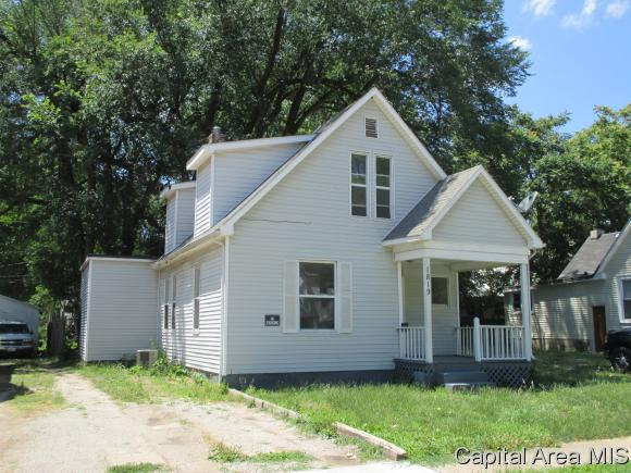 Photo of 1819 S 8 th st  Springfield  IL