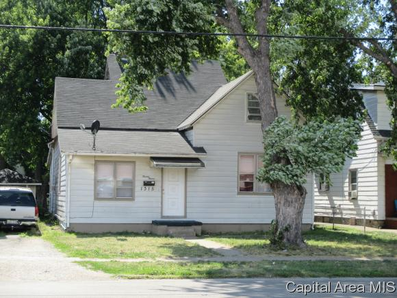 Photo of 1315 N 9TH ST  Springfield  IL