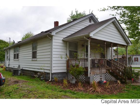 Photo of 728 N WESLEY ST  Springfield  IL