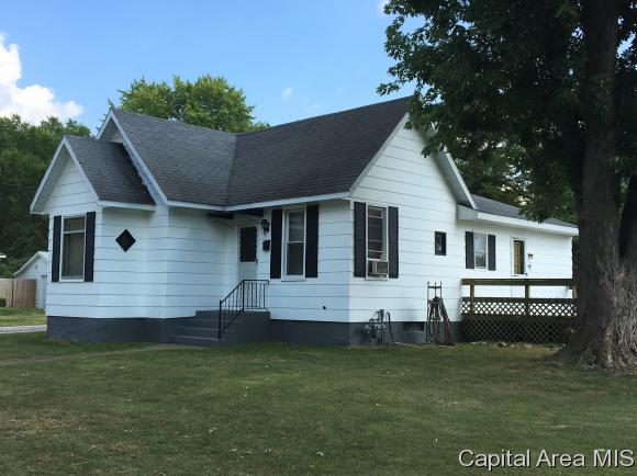 Photo of 933  MATHERS ST  Jacksonville  IL