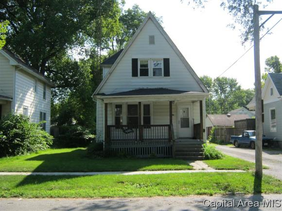Photo of 1514 S Spring  Springfield  IL
