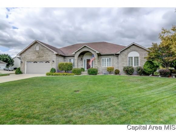 Photo of 2513  KIPLING DR  Springfield  IL