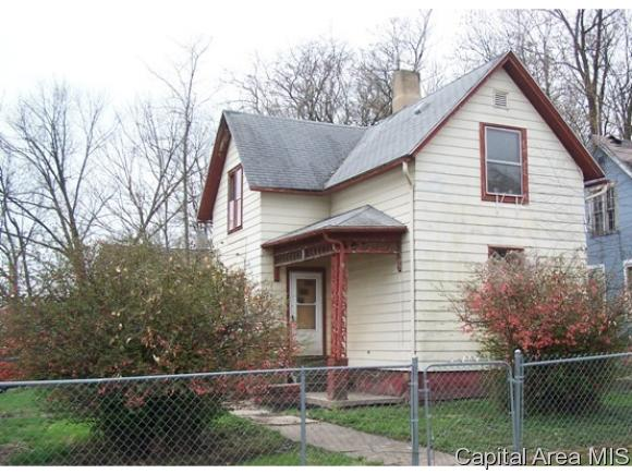 Photo of 212 W NORTH ST  Galesburg  IL