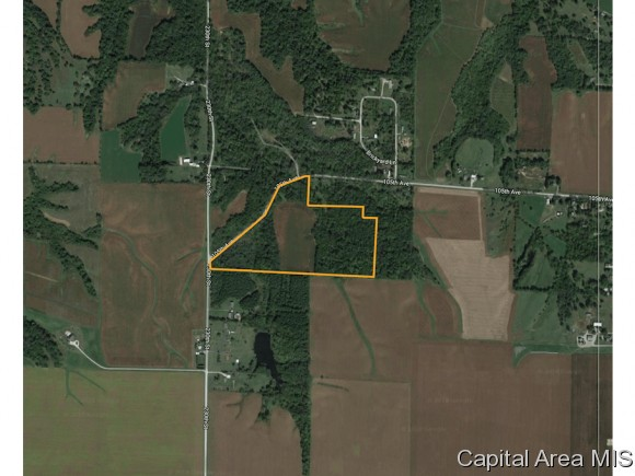 1051- (41 Acres)  230th Street Aledo, IL 61231