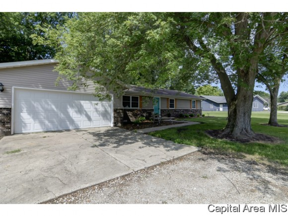 Ranch,1 Story, Residential,Single Family Residence - Glenarm, IL (photo 1)