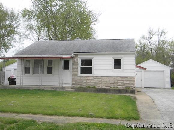 primary photo for 833 FREEDMAN ST, Jacksonville, IL 62650, US