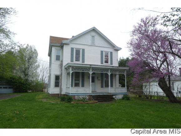 primary photo for 413 N Yates, Tallula, IL 62688, US