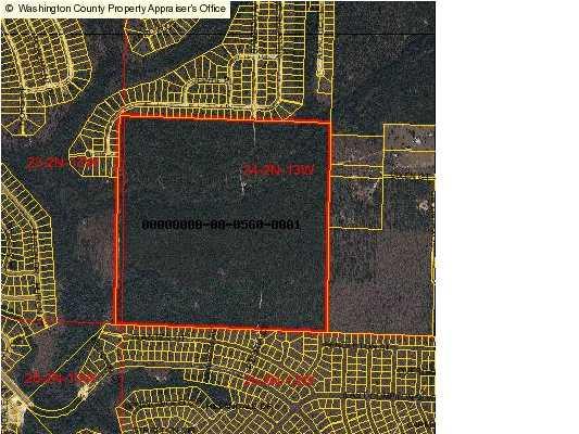 160 acres Chipley, FL