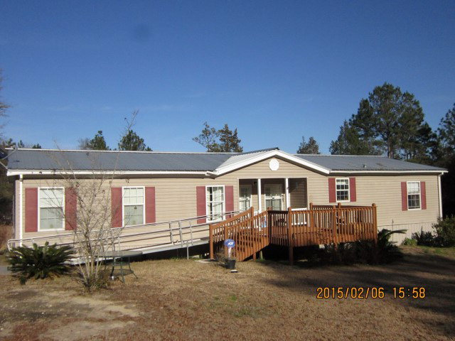 Image of Residential for Sale near Caryville, Florida, in Washington county: 5.06 acres
