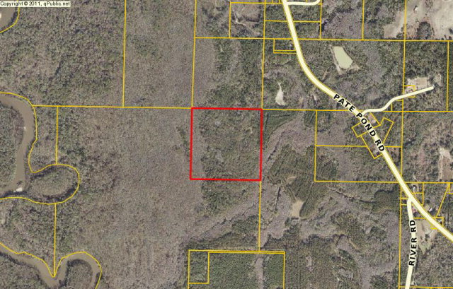 Image of Acreage for Sale near Caryville, Florida, in Washington county: 80.00 acres
