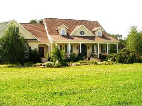4 acres in Hanceville, Alabama