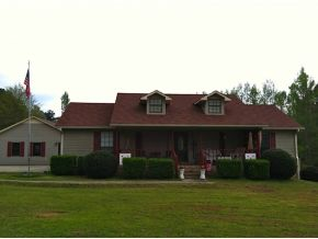 3.3 acres in Crane Hill, Alabama