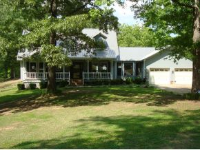 2 acres in Crane Hill, Alabama