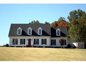 4.4 acres in Vinemont, Alabama