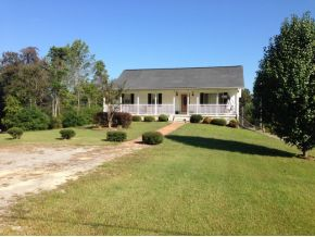 3.5 acres in Arley, Alabama
