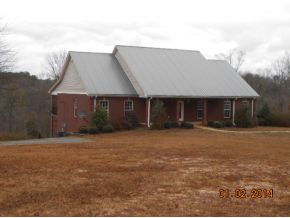 10 acres in Hanceville, Alabama