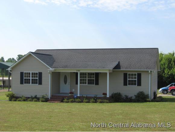 590 County Road 1691, Holly Pond, AL 35083
