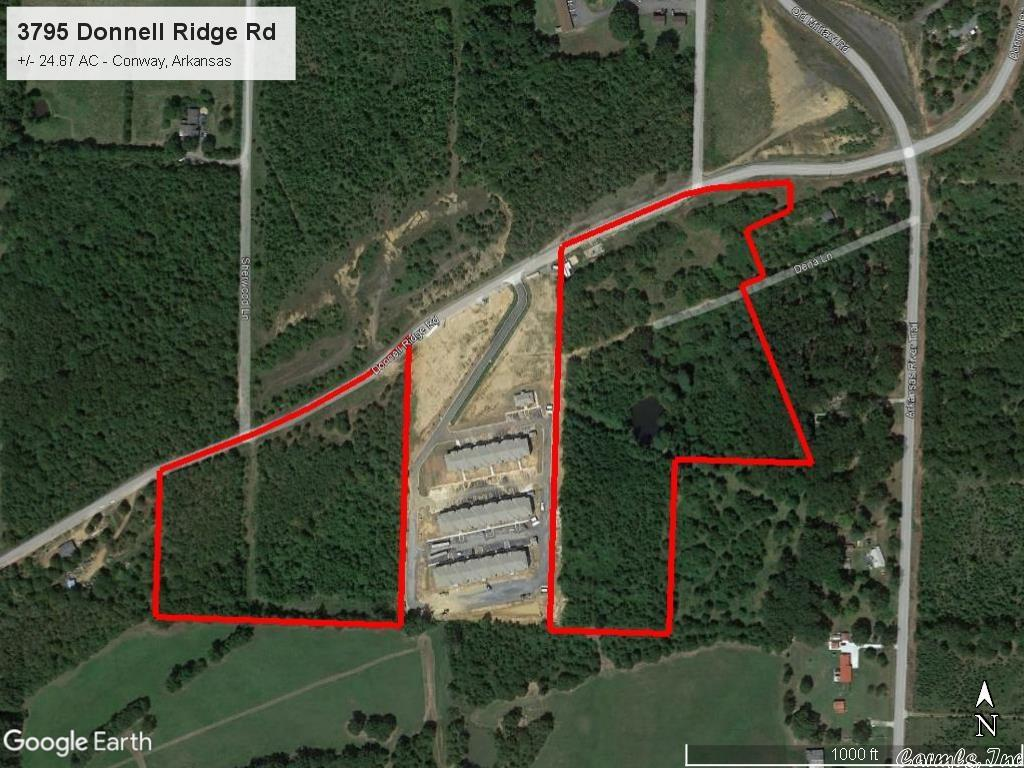 3795 Donnell Ridge Road Conway, AR 72034