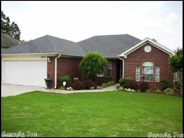 Rental Homes for Rent, ListingId:33787321, location: 2225 Redwood Benton 72015