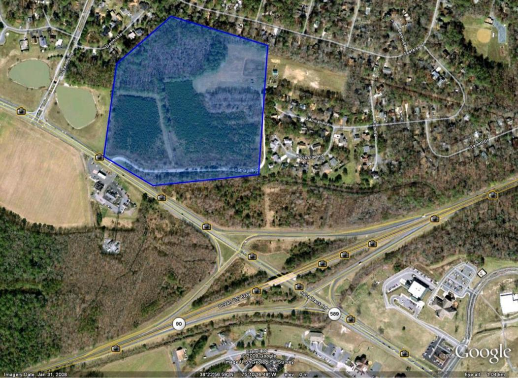 Commercial Property for Sale, ListingId:19077136, location: RACETRACK Rd Berlin 21811