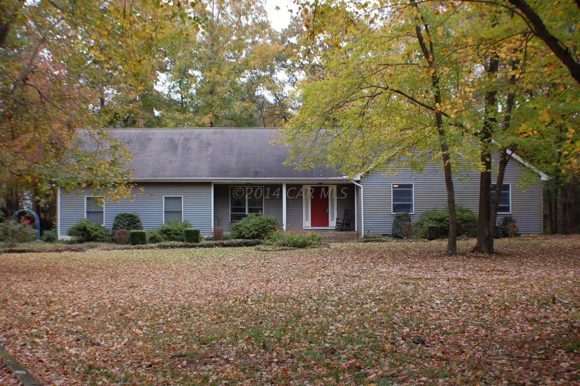 Real Estate for Sale, ListingId: 30561402, Parsonsburg,MD21849