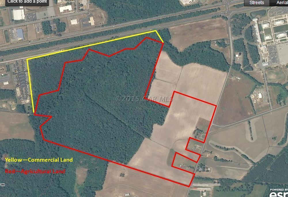 139.21 acres Salisbury, MD