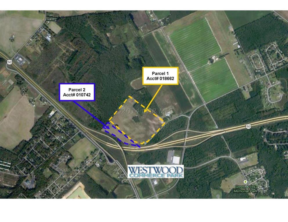 61.64 acres Salisbury, MD