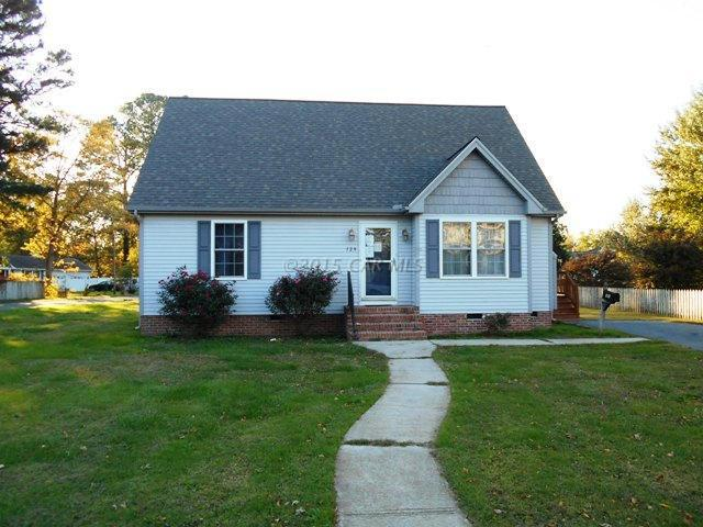 129 N Somerset Ave, Crisfield, MD 21817