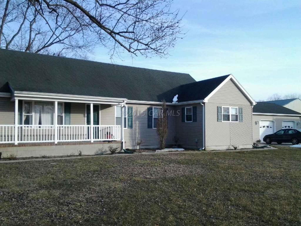 Real Estate for Sale, ListingId: 31910646, Bishopville,MD21813