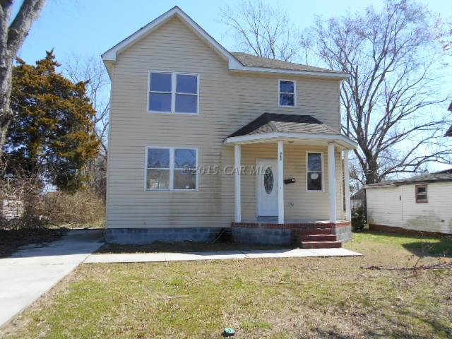 Real Estate for Sale, ListingId: 32603168, Salisbury,MD21804