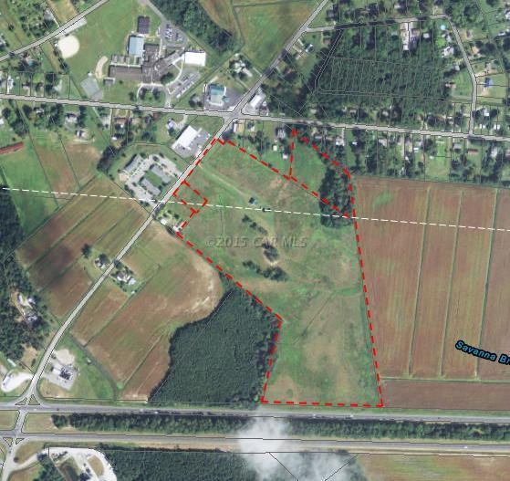 31.72 acres Pittsville, MD